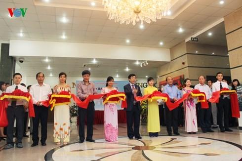 Khai trương Phòng Truyền thống Đài Tiếng nói Việt Nam - ảnh 1