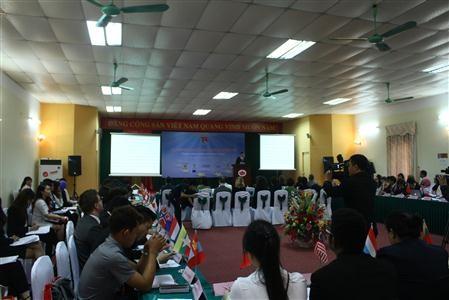 Khai mạc Tuần lễ Thanh niên ASEM năm 2016  - ảnh 1
