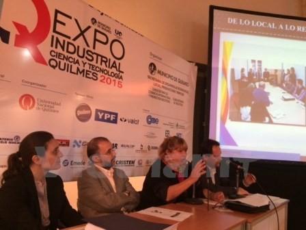 Doanh nghiệp Argentina quan tâm tới thị trường Việt Nam  - ảnh 1