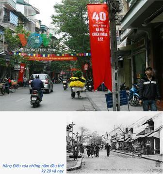 Phố cổ Hà Nội nét văn hoá xưa và nay  - ảnh 2