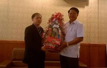 Mong muốn vun đắp cho mối quan hệ hữu nghị truyền thống giữa Campuchia và Việt nam - ảnh 1