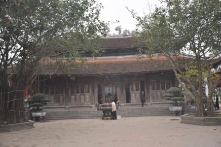 Đền Tranh và câu chuyện về Thủy thần sông Tranh - ảnh 3
