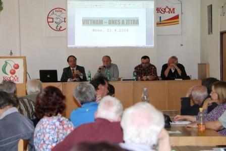 Hội thảo về Việt Nam tại Cộng hòa Czech - ảnh 1