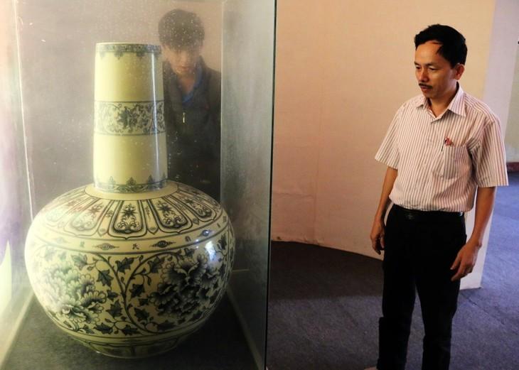 Giá trị lịch sử của Gốm Chu Đậu qua các hiện vật khảo cổ  - ảnh 3
