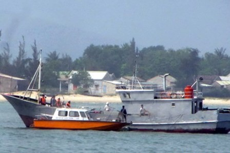 Việt – Trung đàm phán vòng VIII Nhóm công tác về hợp tác trong các lĩnh vực ít nhạy cảm trên biển - ảnh 1