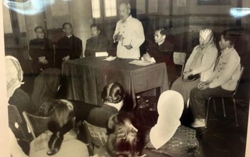 Chủ tịch Hồ Chí Minh với bầu cử đại biểu Quốc hội và đại biểu Hội đồng nhân dân các cấp - ảnh 1
