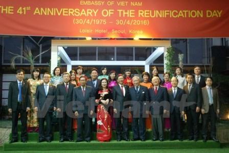 Hội người Campuchia gốc Việt Nam tại Thủ đô Phnom Penh kỷ niệm chiến thắng 30/4  - ảnh 1