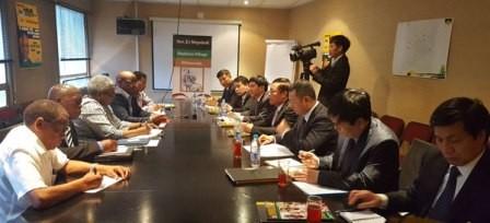Việt Nam và Nam Phi thúc đẩy hợp tác về thông tin đối ngoại  - ảnh 1