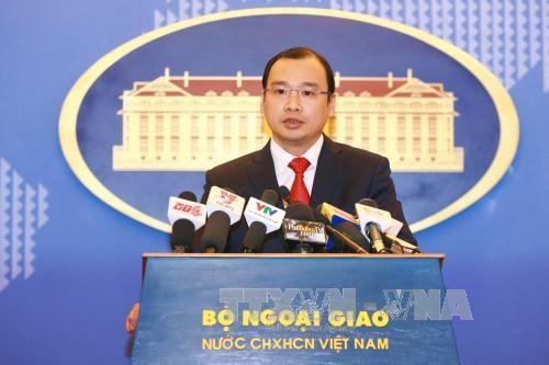 Việt Nam mong muốn Tòa Trọng tài vụ kiện Philipines-TQ sẽ đưa ra phán quyết công bằng và khách quan - ảnh 1