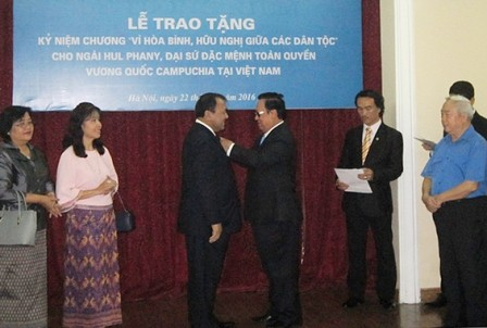 Phát triển mối quan hệ hữu nghị, truyền thống, hợp tác toàn diện Việt Nam – Campuchia  - ảnh 1