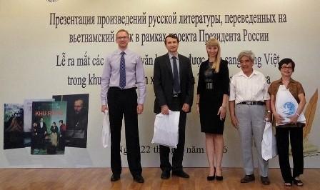 Thêm 3 tác phẩm văn học Nga được dịch và giới thiệu tại Việt Nam - ảnh 1