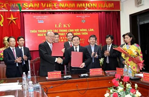 Việt Nam-Nhật Bản: Thúc đẩy hợp tác nông nghiệp và phát triển nông thôn - ảnh 1