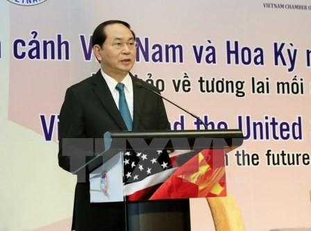 Hợp tác phát triển tiếp tục là một động lực của quan hệ Việt Nam - Hoa Kỳ - ảnh 1