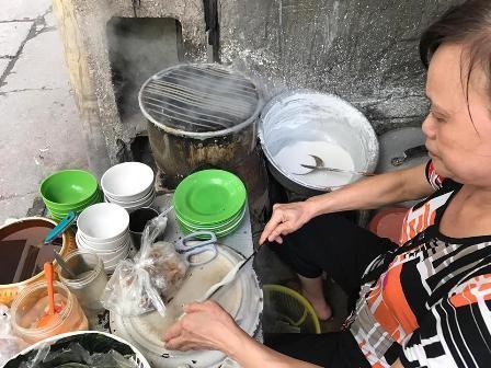 Bánh cuốn, ẩm thực Hà Thành - ảnh 2