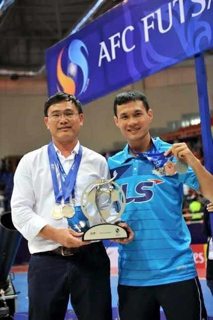14 câu lạc bộ mạnh nhất châu lục tranh tài tại Giải futsal vô địch các câu lạc bộ châu Á năm 2017  - ảnh 1