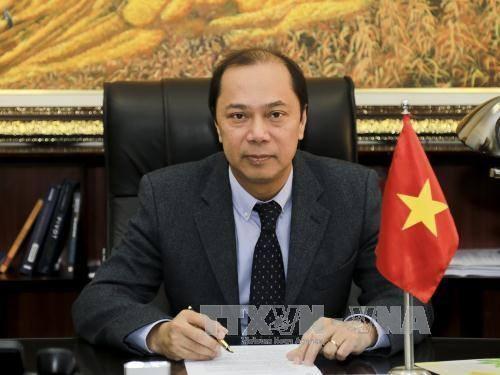 Trưởng cơ quan đại diện Việt Nam ở nước ngoài phải là kênh thông tin chính thống của Đảng,Nhà nước - ảnh 1