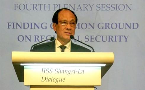Đối thoại Shangri La 2017:  Tìm kiếm nền tảng chung cho an ninh khu vực Đông Nam Á - ảnh 1