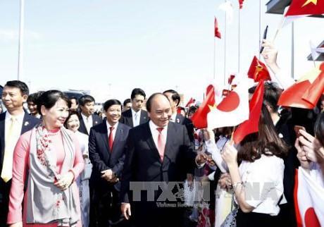 Báo chí Nhật Bản đánh giá tích cực chuyến thăm của Thủ tướng Nguyễn Xuân Phúc  - ảnh 1