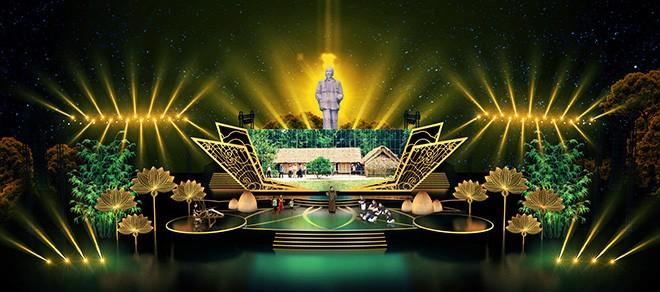 """""""Đêm nghe hát đò đưa nhớ Bác""""- chương trình nghệ thuật đặc biệt về Chủ tịch Hồ Chí Minh - ảnh 1"""