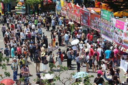 Khai mạc Lễ hội Việt Nam lần thứ 10 tại Nhật Bản - ảnh 2
