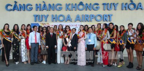 30 người đẹp tham gia vòng chung kết cuộc thi Hoa hậu Hữu nghị ASEAN 2017   - ảnh 1