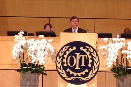 Việt Nam nhấn mạnh tầm quan trọng của tăng trưởng xanh và đảm bảo di cư lao động an toàn - ảnh 1