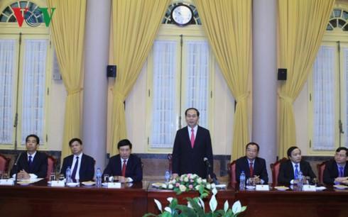 Định vị Việt Nam vào đúng dòng chảy chính, phù hợp với lợi ích quốc gia-dân tộc - ảnh 1