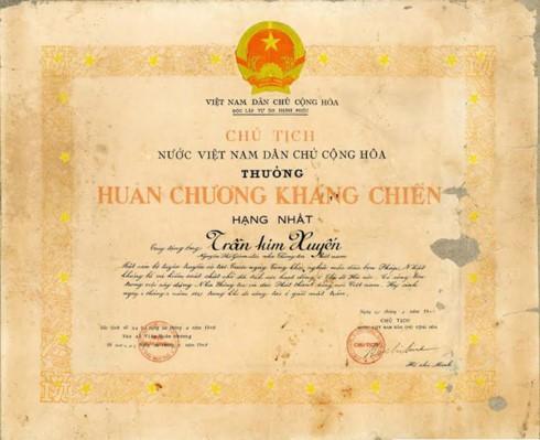 Trần Kim Xuyến - nhà báo liệt sỹ đầu tiên của Việt Nam - ảnh 2