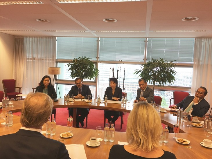 Khuyến khích các doanh nghiệp Hà Lan đầu tư vào thị trường Việt Nam - ảnh 1