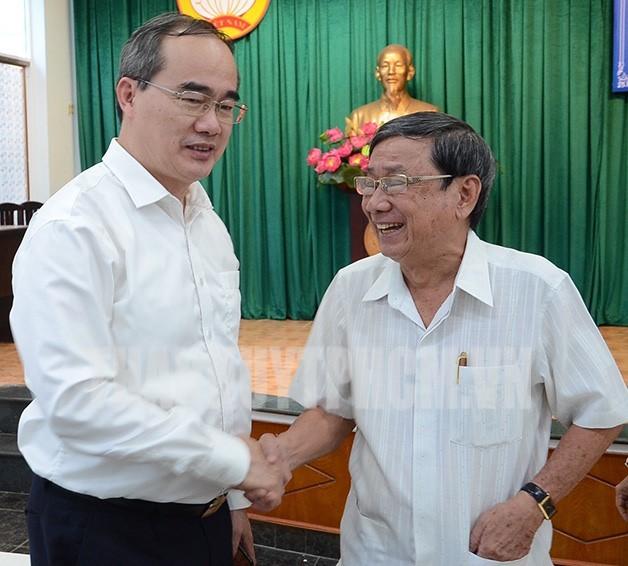 Thành phố Hồ Chí Minh: Mặt trận Tổ quốc đẩy mạnh công tác giám sát, phản biện xã hội - ảnh 1