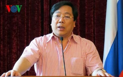 Đẩy mạnh liên kết hợp tác kinh tế - thương mại giữa các vùng của Việt Nam và LB Nga - ảnh 1