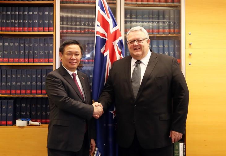 New Zealand cam kết duy trì viện trợ ODA và hỗ trợ Việt Nam trong nhiều lĩnh vực - ảnh 4