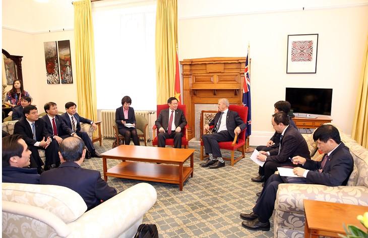 New Zealand cam kết duy trì viện trợ ODA và hỗ trợ Việt Nam trong nhiều lĩnh vực - ảnh 2