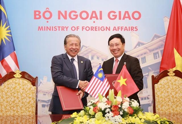 Việt Nam và Malaysia tăng cường hợp tác toàn diện - ảnh 1