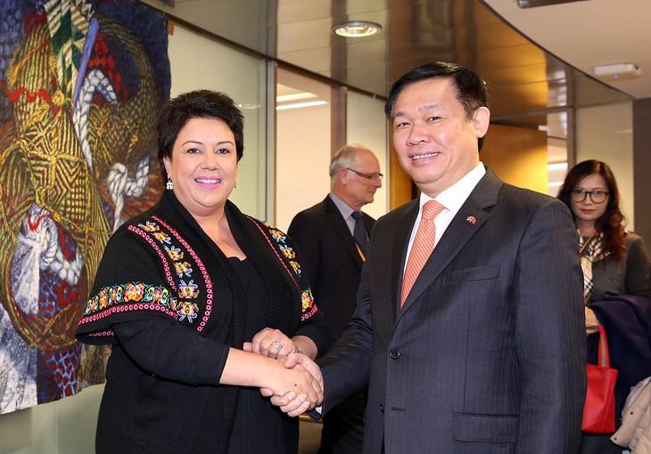 New Zealand cam kết duy trì viện trợ ODA và hỗ trợ Việt Nam trong nhiều lĩnh vực - ảnh 1
