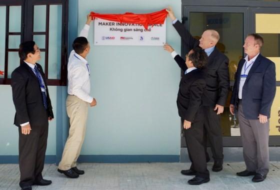 Cơ quan Phát triển Quốc tế Hoa Kỳ mở không gian sáng chế thứ hai tại Việt Nam - ảnh 2