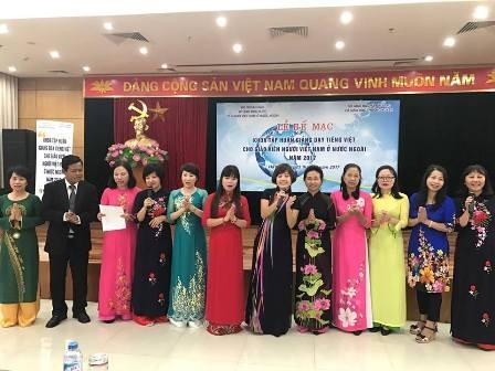 Gìn giữ văn hóa Việt qua  ngôn ngữ - ảnh 2