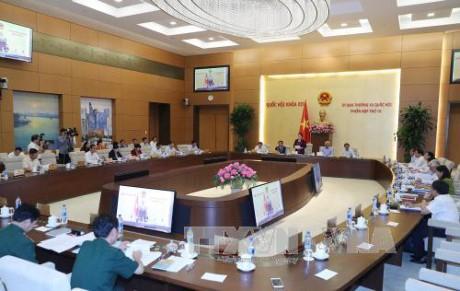 Sắp diễn ra  Phiên họp thứ 14 của Ủy ban Thường vụ Quốc hội khóa XIV  - ảnh 1