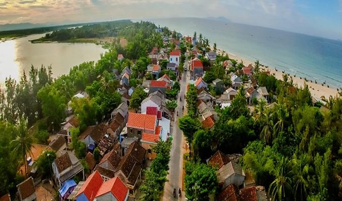 Làng  nghệ thuật cộng đồng ở Tam Thanh, Tam Kỳ, Quảng Nam - ảnh 3