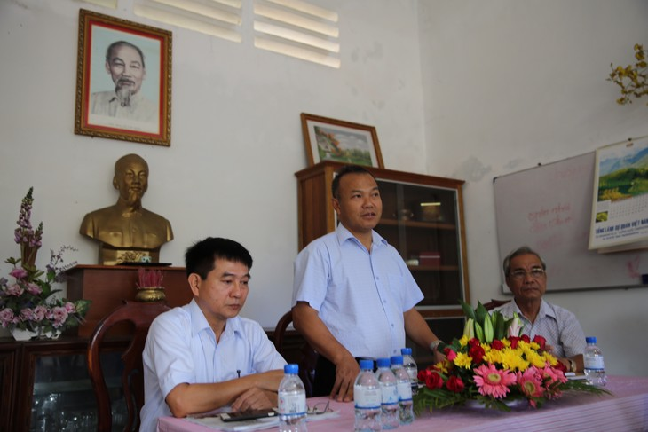 Nghĩa tình Việt Nam với người dân vùng Biển Hồ Campuchia  - ảnh 1