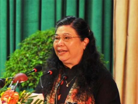 Các hoạt động tiếp xúc song phương của Phó Chủ tịch Quốc hội Tòng Thị Phóng bên lề Đại Hội đồng AIPA - ảnh 1