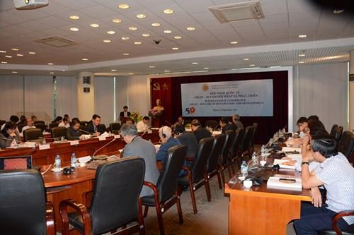 Hướng tới Cộng đồng ASEAN hòa bình và thịnh vượng  - ảnh 1