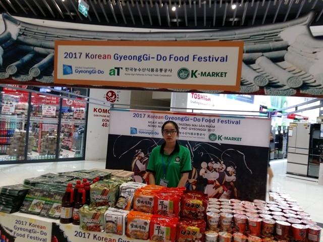 Lễ hội văn hóa ẩm thực tỉnh Gyeonggi-do (Hàn Quốc) tại Hà Nội  - ảnh 2
