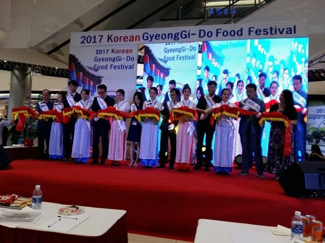 Lễ hội văn hóa ẩm thực tỉnh Gyeonggi-do (Hàn Quốc) tại Hà Nội  - ảnh 1