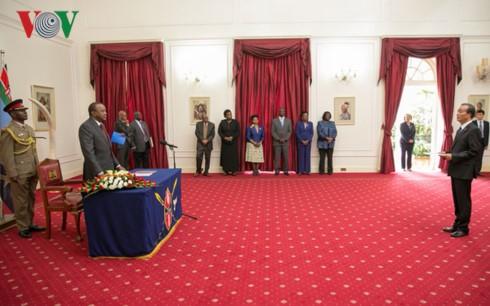 Kenya mong muốn tăng cường hợp tác với Việt Nam  - ảnh 2