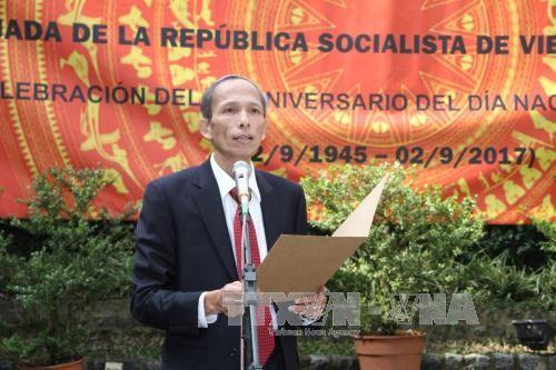 Tăng cường hợp tác Việt Nam - Paraguay  - ảnh 1