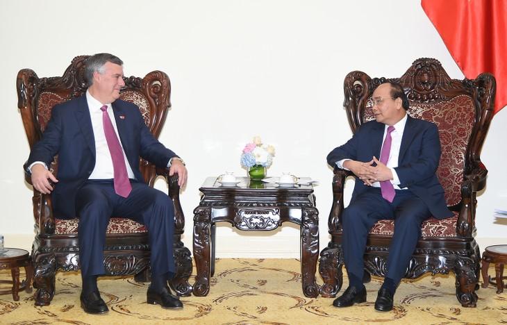Việt Nam coi hợp tác với Boeing mang tính chiến lược và lâu dài - ảnh 1