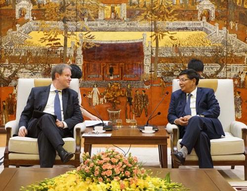 Hà Nội đẩy mạnh hợp tác toàn diện với Ngân hàng Thế giới - ảnh 1