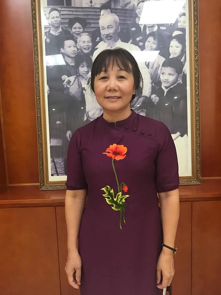 Phụ nữ Việt ở nước ngoài với văn hóa dân tộc - ảnh 1