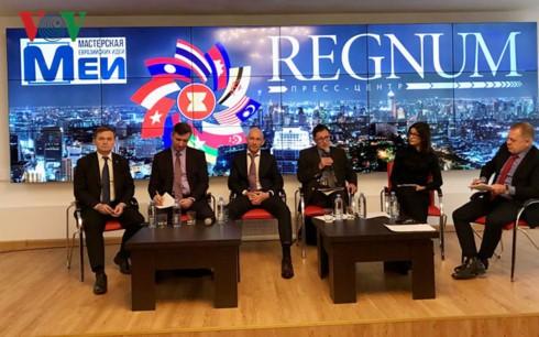 Việt Nam - Mắt xích gắn kết ASEAN - EAEU - ảnh 1